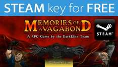 STEAM GAME for FREE: Memories of a Vagabond @  Indie Gala
