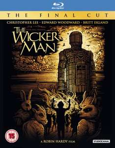 The Wicker Man: 40th Anniversary Edition (2-Disc Blu-ray + CD) - £9.99 @ Zavvi