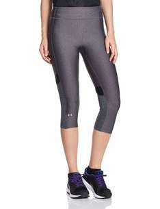 Under Armour Women's Heat Gear Alpha Novelty 3/4 Compression Tights from  £7.45 (free delivery £10 spend/prime) @ Amazon