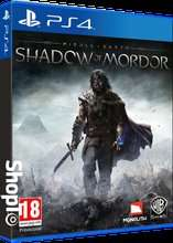 Middle Earth: Shadow of Mordor - PS4 - £28.85 @ Shopto