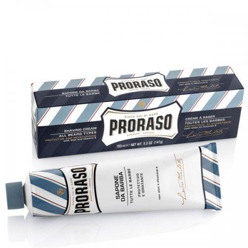 Proraso Shaving Cream Tube - PROTECTIVE £4.46 plus Free Delivery @ mankind