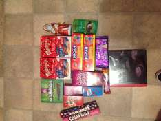 Superdrug January sale sweets from 49p