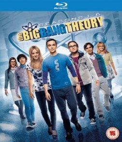 The Big Bang Theory - Season 1-6 Blu-ray £19 @ Game.co.uk