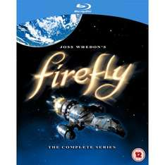 Firefly [Blu-ray] £8 sold by FoxDirect on Play.com