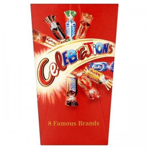 Mini celebrations box 49p @ Superdrug