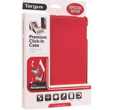 iPad 3 Case and headphones £4.99 plus £3.99 delivery @ M and M Direct