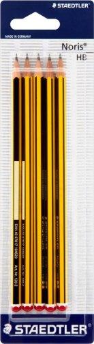 Staedtler Noris HB Pencils (5) was £2.00 now £1.00 @ Sainsbury's