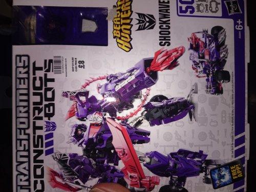 transformers construct a bots £8 @  The Original Factory Shop
