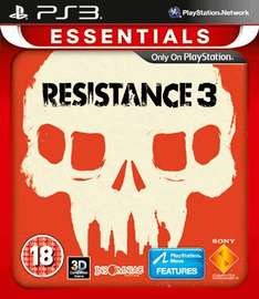 Resistance 3 (PS3) Essentials/Platinum Versions - £2 (New) on Game's online store.