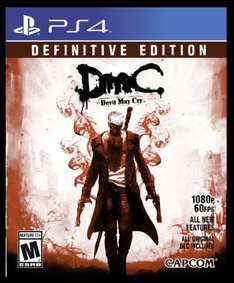Devil May Cry (DMC) Definitve Edition (Xbox One/PS4) (Pre-order) for £24.99 @ Shopto.net