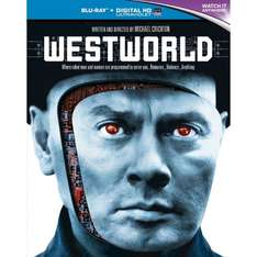 Westworld blu ray £7.99 delivered @ EntertainmentStore/play.com