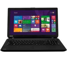 toshiba satellite C50-B-14D laptop from currys clearance centre manchester £100 each