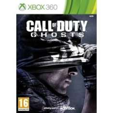 Call of duty Ghosts xbox 360 £10 @ Tesco Direct