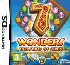 7 Wonders: Treasures of 7 (Nintendo DS) only £2.00 delivered @ GAME