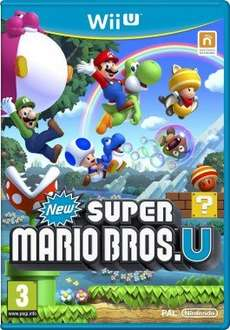 New Super Mario Bros U Nintendo WiiU £15 + £2.99 P&P - £17.99 @ Gameseek