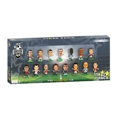 SoccerStarz GAME Exclusive pack of 15 only £2.00 delivered @ GAME