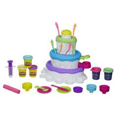 Play-Doh Sweet Shoppe Cake Mountain Playset with questionable froster - £15 instore(17.99 delivered) @ The Entertainer