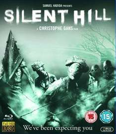 Silent Hill Blu Ray £3.00 @ GAME