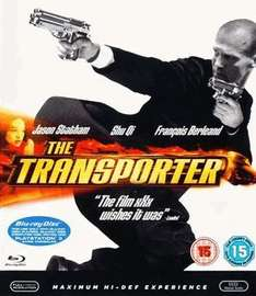 The Transporter Blu Ray £3.00 @ GAME