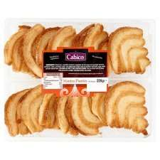 Cabico Manina Pastries 220G pack 29p @ Home Bargains