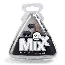**** MXEC-99-BK-262 Black Earphones £2.00  @ Game