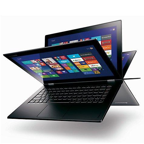 Lenovo Yoga Pro 2 - QHD+ i7 - 8GB - 128GB SSD £749.95 @ John Lewis