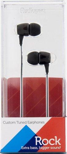Radiopaq Custom Tuned Rock Earphones £6.20 @ eHome Fulfilled by Amazon