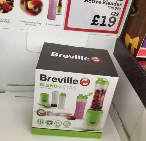 Breville Blend Active Blender 2 bottles set for £19 @ Morrisons NATIONAL OFFER ENDS 1st MARCH!