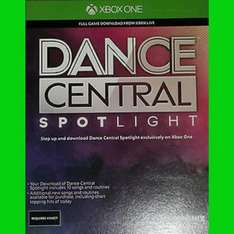 xbox one dance central spotlight download...£6.75 @ ebay/thegamebooth