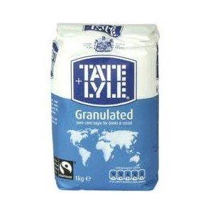 Tate & Lyle Granulated Sugar 1Kg 58p at 99p stores