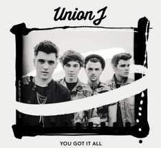 Union J - You Got It All 99p @ Google play store
