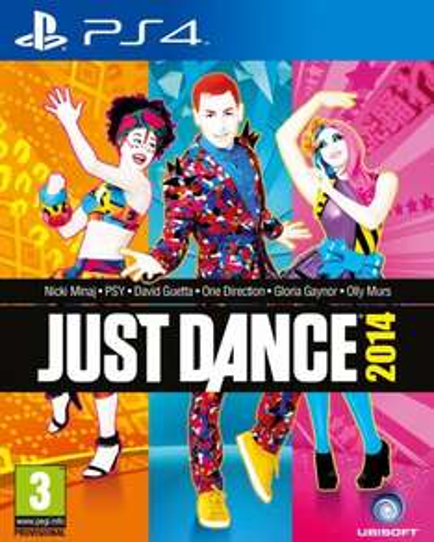 (PS4) Just Dance 2014 (Like New) - £6.41 - Boomerang