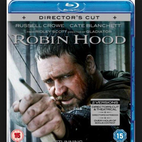 Robin Hood Directors Cut Blu Ray £2.99 @ HMV