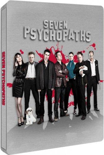 Seven Psychopaths Zavvi Limited Edition Steelbook - £4.99
