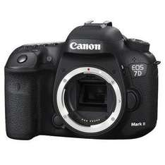 Canon EOS 7D MK II Digital SLR Camera Body only £1349 - one day sale @ AskDirect