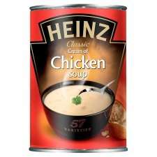 Heinz Soups 50p 400g ( were 89p) all flavours @ Tesco
