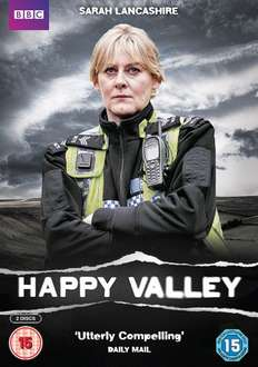 Happy Valley DVD £7.99 at BBC Shop