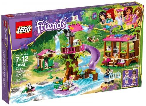 LEGO Friends Jungle Rescue Base 41038 £22.50 Tesco Instore