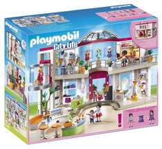 Playmobil City Life 5485 Shopping Centre £66.47 Delivered @ Amazon