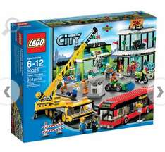 Lego 60026 Town Square **Hard to Find** £55.99 @ Lego Shop