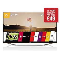 "55"" Full HD 3D Smart LED TV with webOS™ & Built-in Wi-Fi LB731v £699.99 @ rgbdirect"