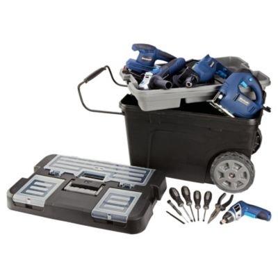 ** Einhell Blue 12-piece Tool Kit now £45 @ Tesco Direct **