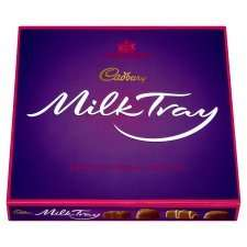 200g Milk tray just 88p at Asda!