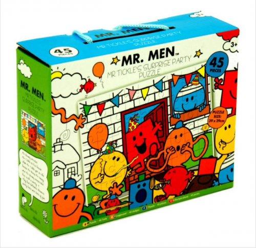 Mr Men Jigsaw Puzzle £1 Poundland