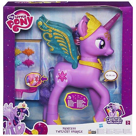 My little pony INTERACTIVE Twilight sparkle £27.99 @ John Lewis