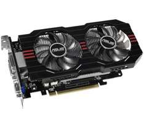 ASUS 2 GB NVIDIA GeForce GTX 750 Ti PCIe Graphics Card £74.99 @ PC World