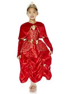 Disney Princess Belle Dress-Up Costume was £15 now £8 online @ Tesco (F&F clothing) Size 3-4, 5-6 & 7-8 all in stock click collect.