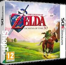 The Legend of Zelda Ocarina of Time 3DS @ Shopto.net
