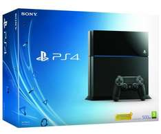 Sony PlayStation 4 Console £299.99 @ Amazon