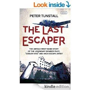 The Last Escaper by Peter Tunstall kindle (WW2) book @ Amazon £2.30